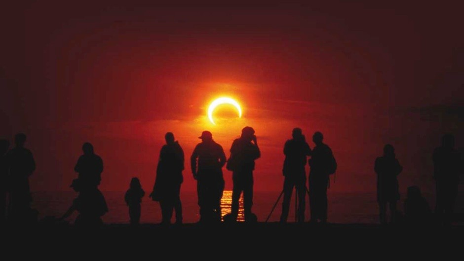Why are solar eclipses rarer than lunar eclipses? © Alamy