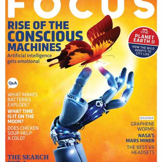 BBC Focus #301 - Rise Of The Conscious Machines