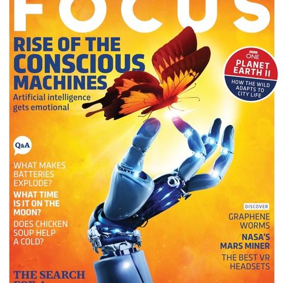 BBC Focus #301 - Rise Of The Conscious Machines
