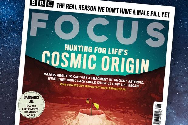 Hunting For Life's Cosmic Origin