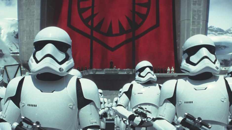 Why are Stormtroopers so useless? © Lucasfilm Ltd/Image.net