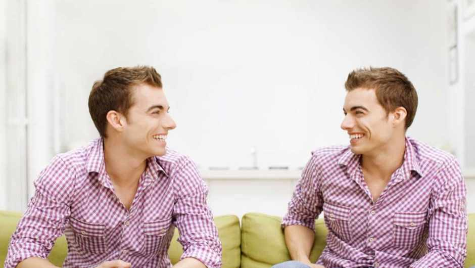 Do identical twins think alike? © Getty Images