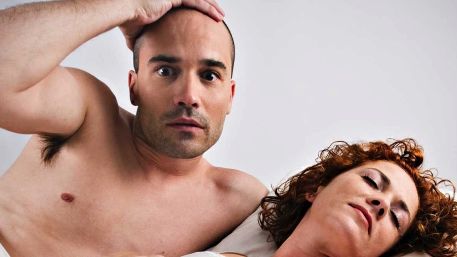 Do men need sex more than women? © Getty Images