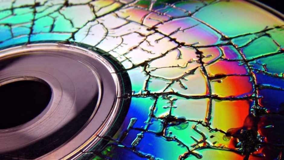 Does playing a badly damaged CD or DVD harm the player? © Getty Images