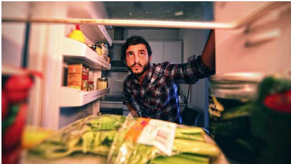 Where is the coldest part of the fridge, the bottom or the top