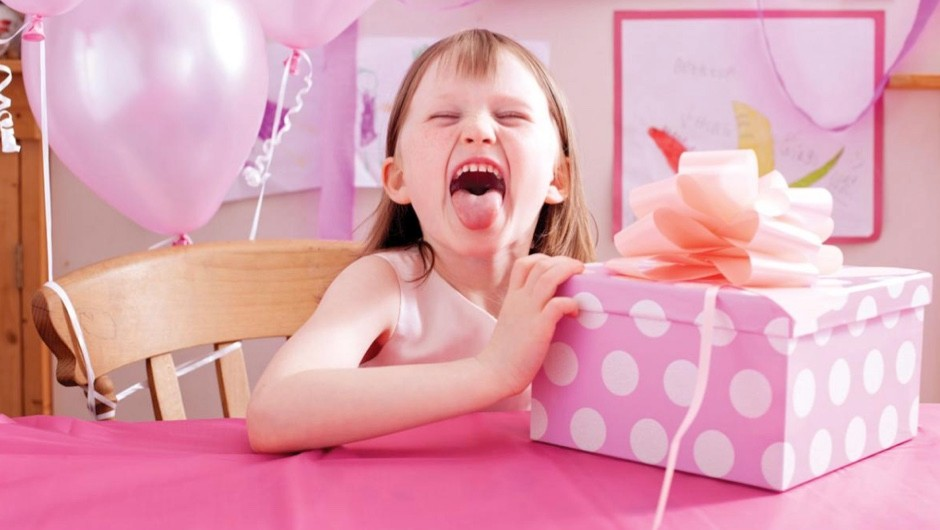 Why do little girls like pink? © Getty Images