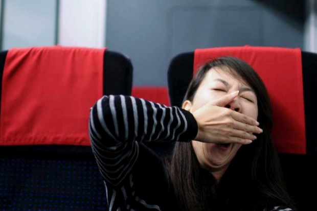 Why is rail and air travel so tiring? © Getty Images