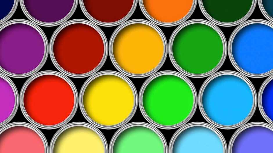 What's in emulsion paint? © Getty Images