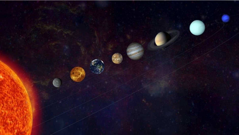 Do the planets ever align with one another? © Getty Images