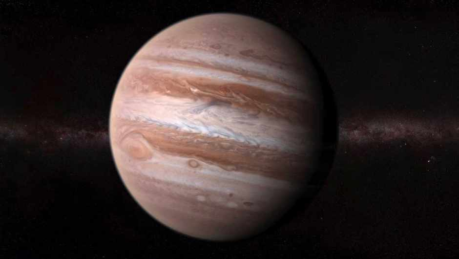 Is it possible for a gas giant like Jupiter to ignite? © Getty Images
