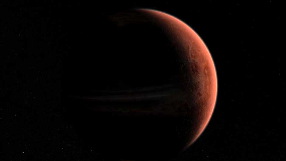 Why are Venus and Mars so different to Earth? © Getty Images