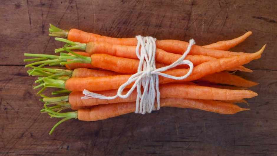 Do carrots really help you see in the dark? © Getty Images