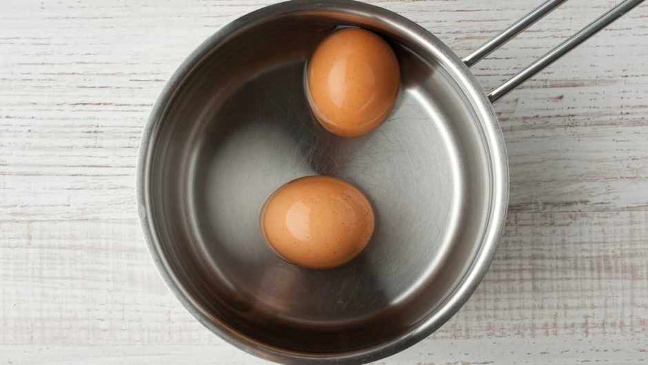 Can you unboil an egg? © Getty Images