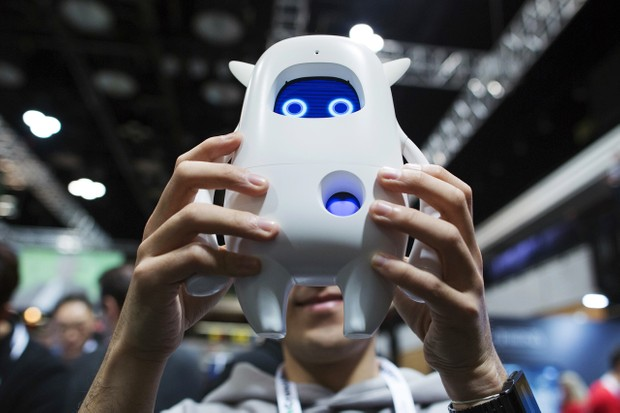 Musio is an artificially intelligent robot with deep learning capabilities © Getty Images