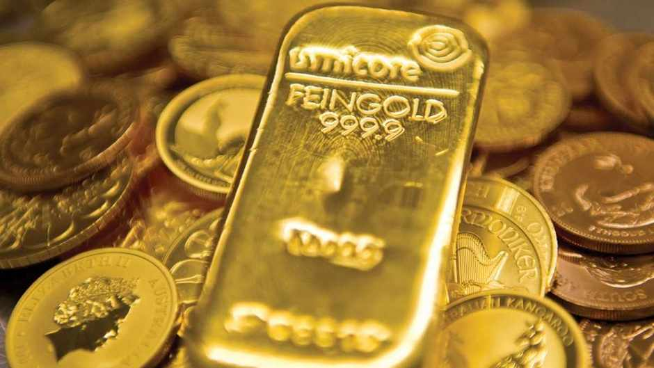 Why is gold yellow? © Getty Images