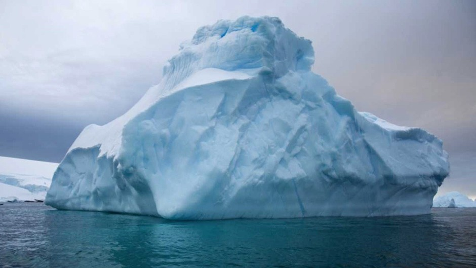 Could icebergs be towed to solve water shortages? © Getty Images