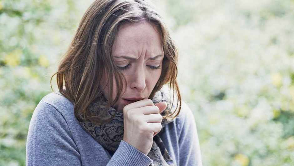 How far do germs travel when we cough? © Getty Images