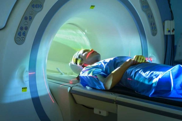 How does an MRI scanner work? © Getty Images