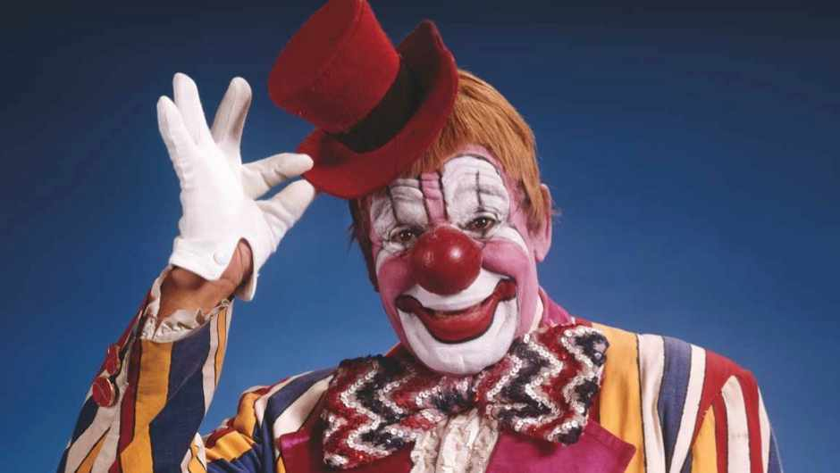 Why are clowns so scary?
