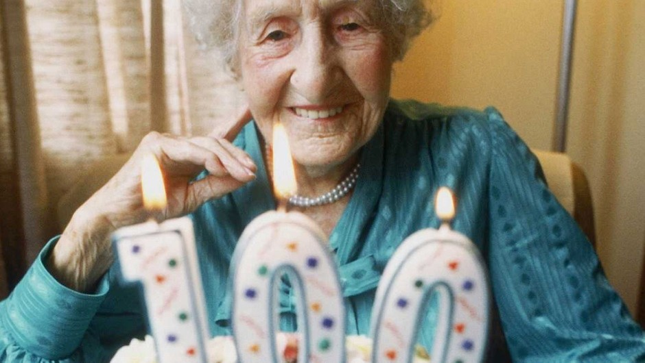 How can I live to be 100 years old?© Getty Images