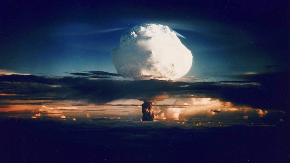 The thought experiment: How could I survive a nuclear bomb? © Getty Images