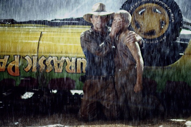 Scene from 1993 motion picture Jurassic Park © Murray Close/Sygma/Sygma via Getty Images