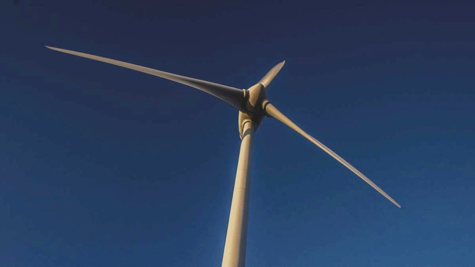 Why do wind turbines have three blades? © Getty Images