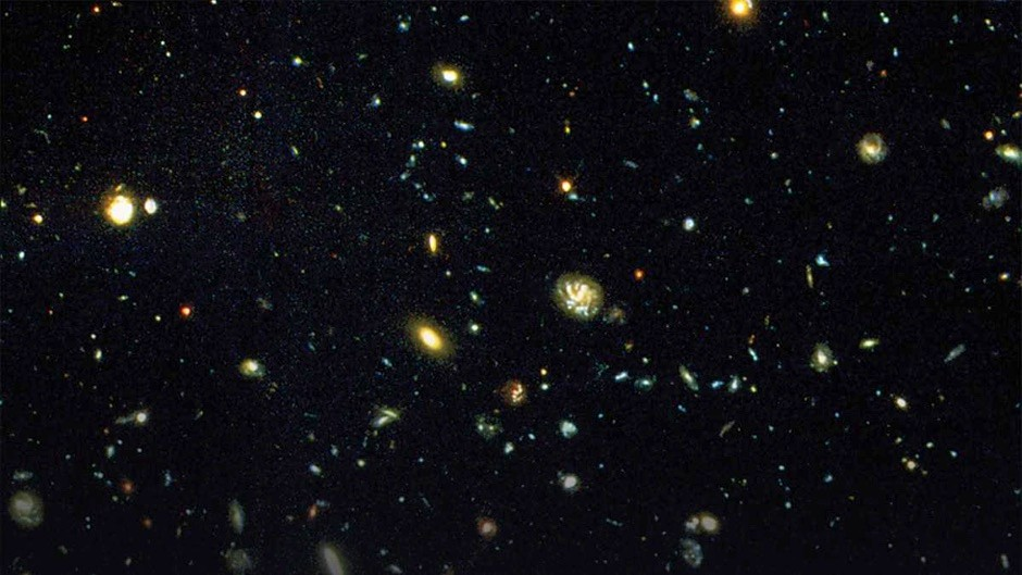 How dense is the Universe? © Getty Images