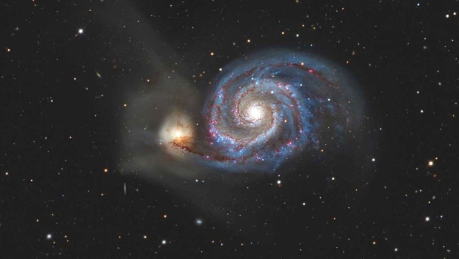 Do all galaxies spin in the same direction? © Getty Images