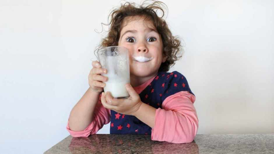 Does milk really build healthy bones? © Getty Images