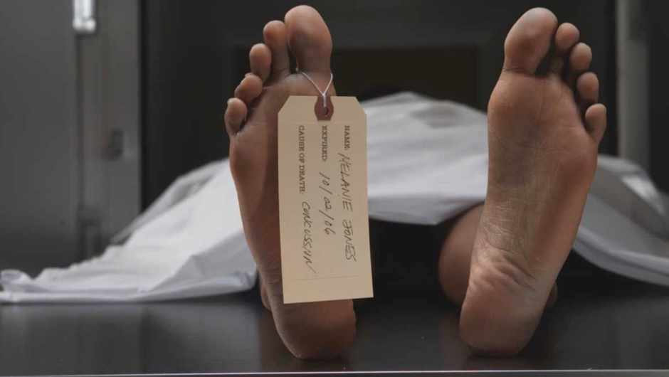When we die, does our whole body die at the same time? © Getty Images