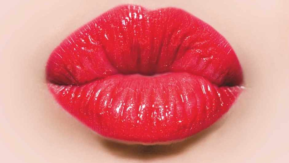 Why are lips red? © Getty Images
