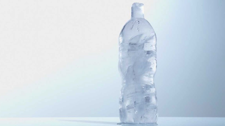 Why does water freeze instantly when you hit a bottle just out of the freezer? © Getty Images
