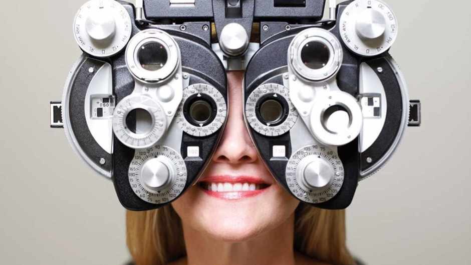 Is human eyesight getting worse? © Getty Images