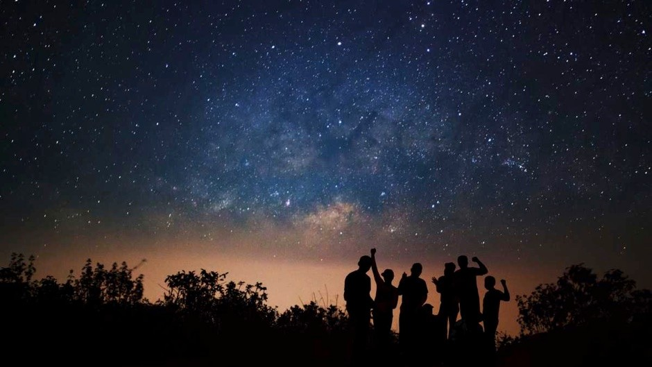 Why can you see faint stars better if you don't look directly at them? © Getty Images