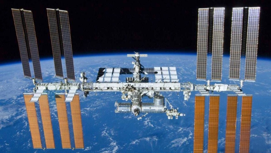 What time zone do they use on the International Space Station? © NASA