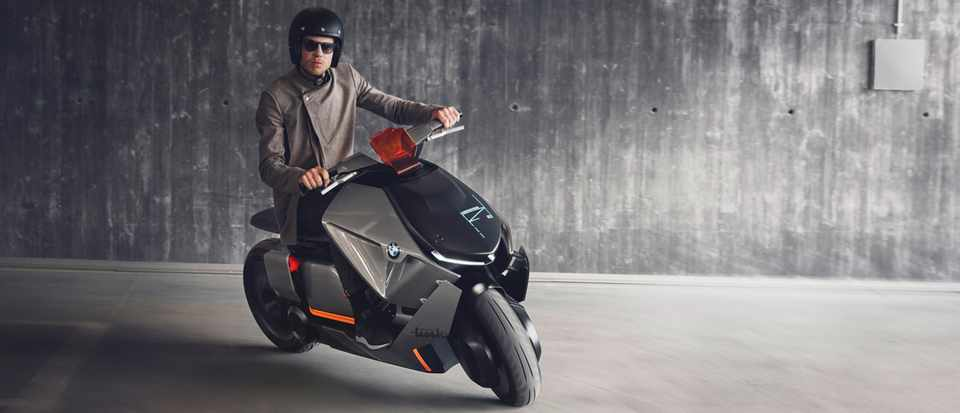 BMW Motorrad Concept Link © BMW