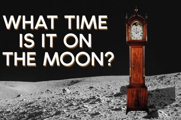 What time is it on the Moon?