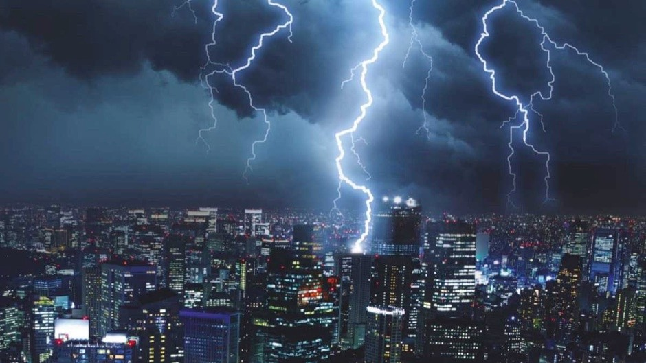 Why does thunderstorm rain contain more nitrogen than ordinary rain? © Getty Images