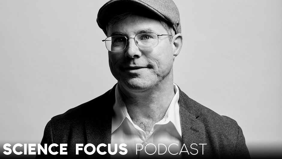 Science Focus Podcast: Building a base on the Moon, and crafting believable sci-fi (Andy Weir © Aubrie Pick)