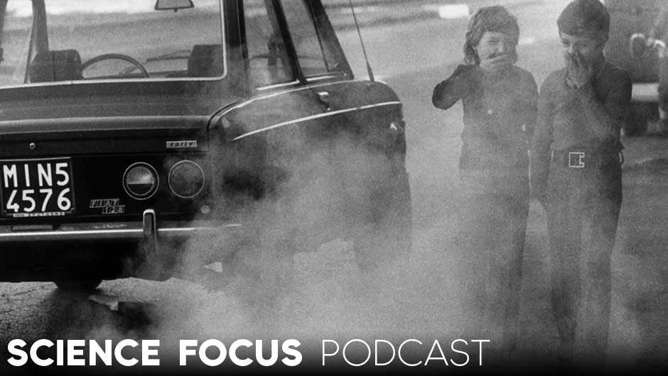 Science Focus Podcast: How the petrol ban will work (© Keystone/Hulton Archive/Getty Images)