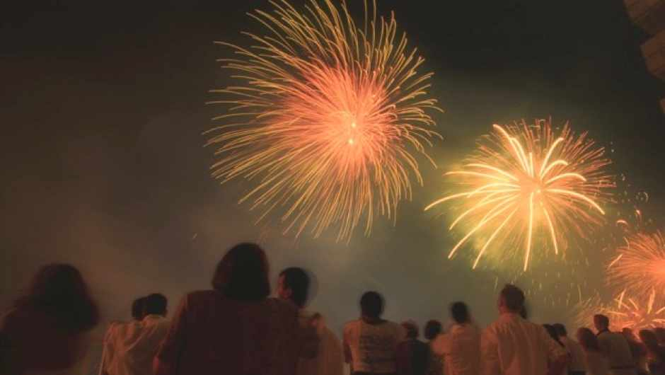 Do eco-friendly fireworks exist? © iStock