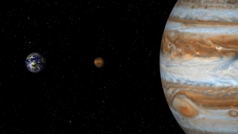 How do astronomers measure the size of planets? © iStock