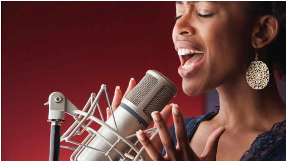 What gives people a lovely singing voice? © iStock