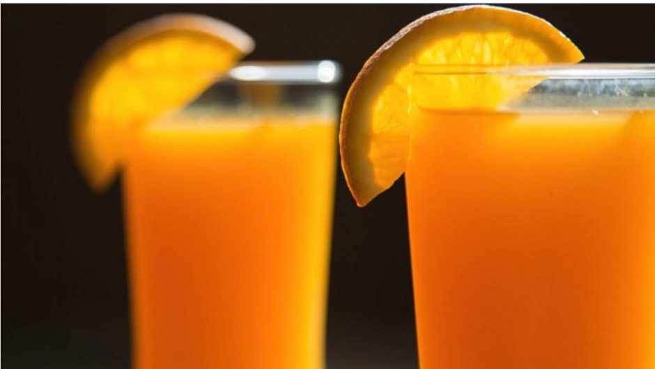 what does orange juice from concentrate mean science focus