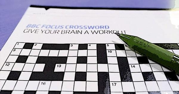 BBC Focus Crossword solution #330