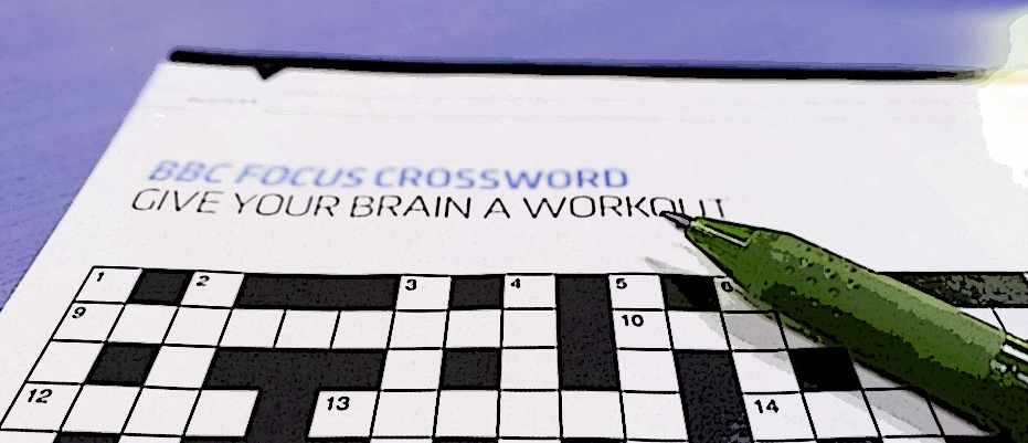 BBC Focus Crossword