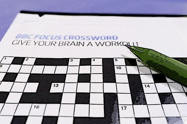 BBC Focus Crossword