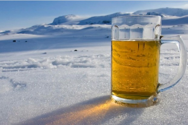 Does altitude affect how you react to alcohol? © iStock