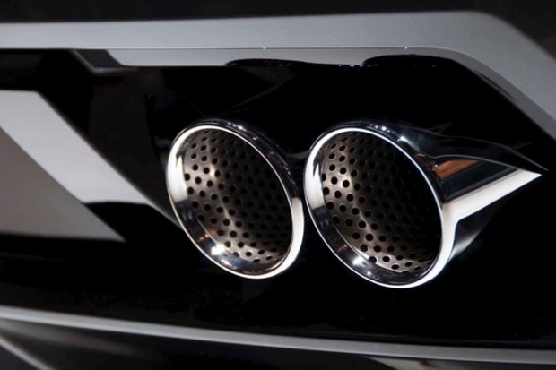 Do high performance cars need multiple exhausts or are they just for show? © iStock